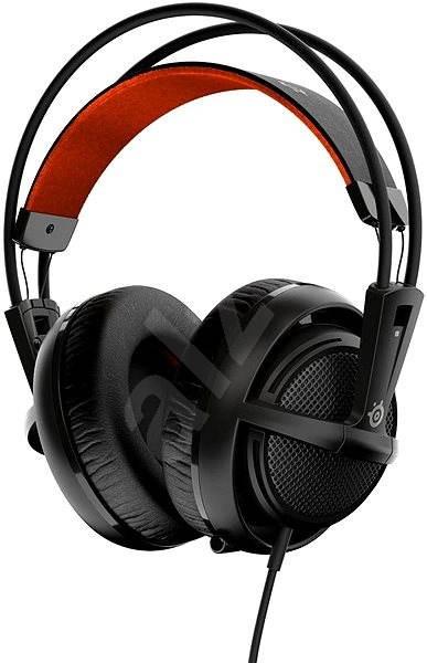 SteelSeries Siberia 200 Black - Gamer fejhallgató  b8475004c3