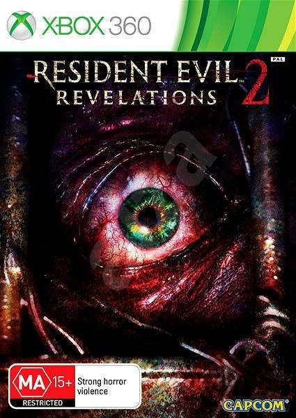 Resident Evil: Revelations 2 - Xbox 360 - Konzol játék