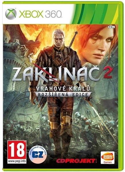 The Witcher 2: Assassins of Kings - Xbox 360 - Konzol játék