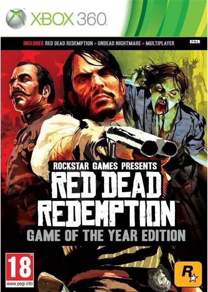 Red Dead Redemption (Game Of The Year) -  Xbox 360 - Konzol játék
