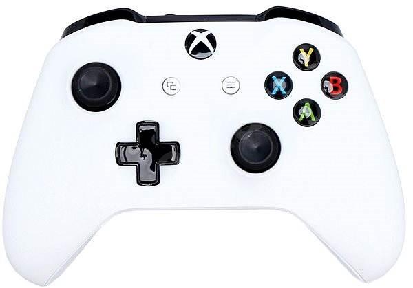 Xbox One Wireless Controller White - Kontroller