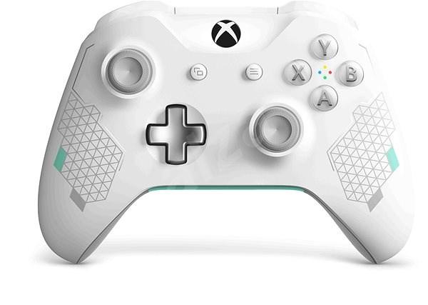 Xbox One Wireless Controller Sport White - Kontroller