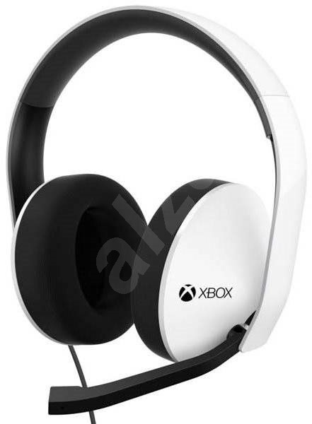 Xbox One Stereo Headset White Elephant - Mikrofonos fej- fülhallgató ... 5f6bfbf268