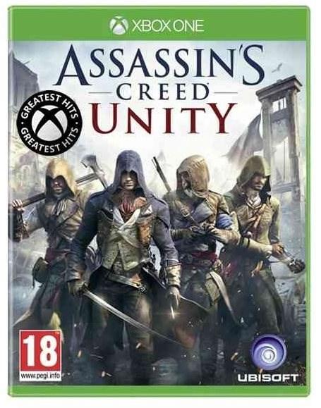Assassins Creed: Unity - Xbox One - Konzoljáték