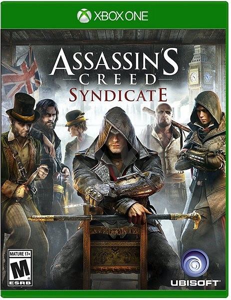 Assassins Creed: Syndicate - Xbox One - Konzoljáték