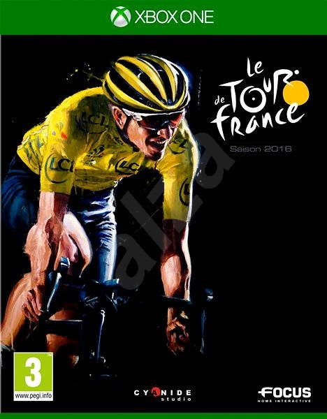 Xbox ONE - Tour de France 2016 - Konzol játék