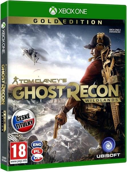 Tom Clancy's Ghost Recon: Wildlands Gold Ed. - Xbox One - Konzol játék