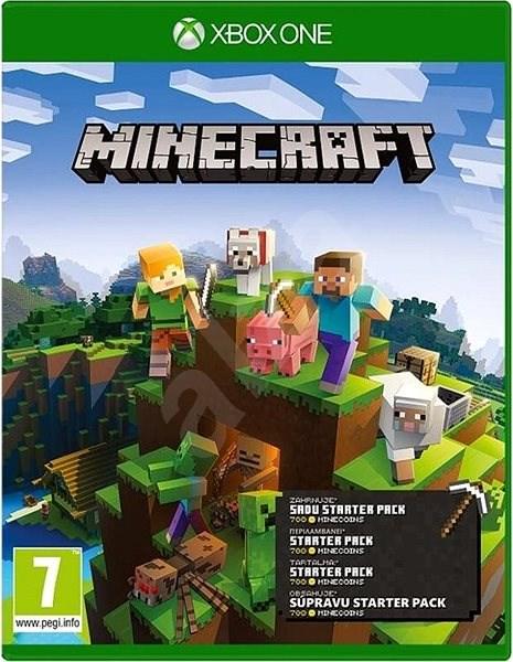 Minecraft Starter Collection - Xbox One - Konzol játék
