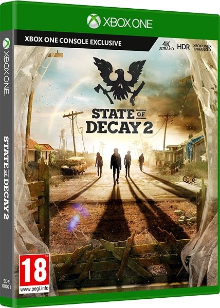 State of Decay 2 - Xbox One - Konzoljáték