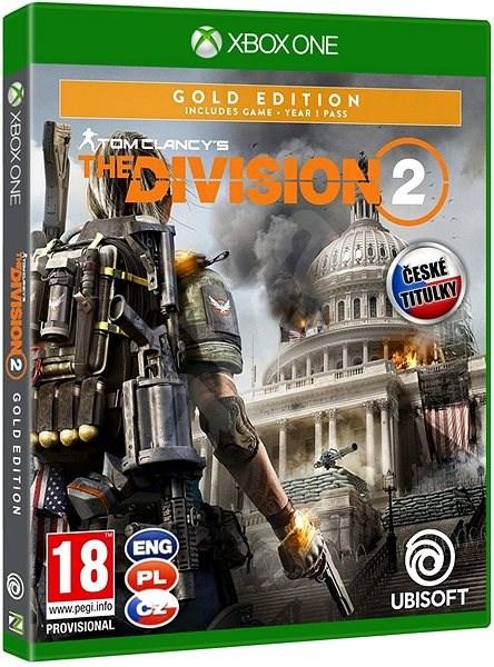 Tom Clancys The Division 2 Gold Edition - Xbox One - Konzol játék