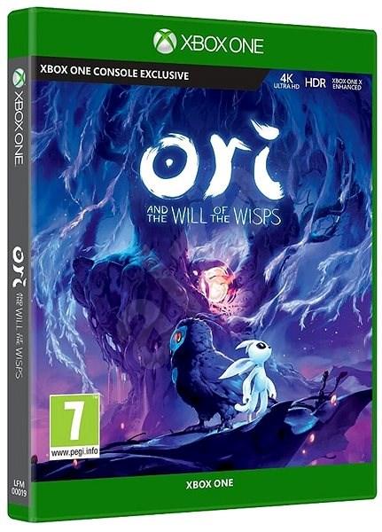 Ori and the Will of the Wisps - Xbox One - Konzol játék