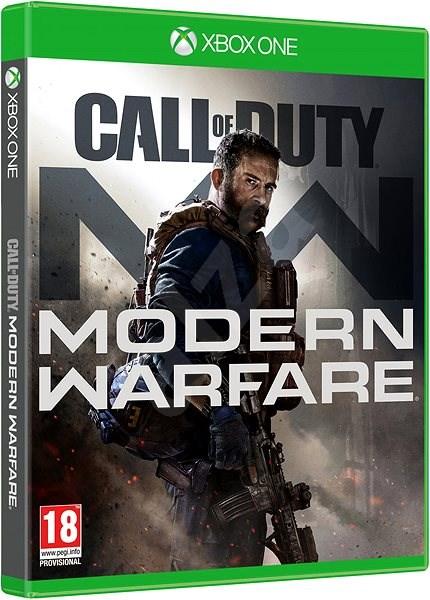 Call of Duty: Modern Warfare (2019) - Xbox One - Konzol játék