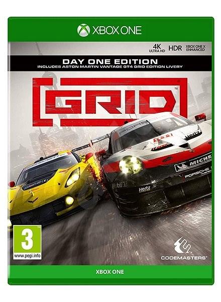 Grid (2019) - Xbox One - Konzoljáték