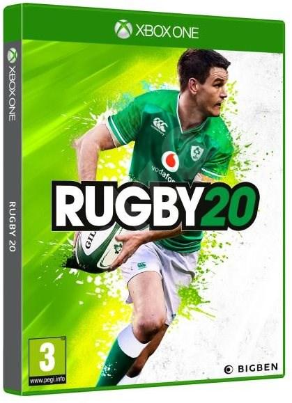 Rugby 20 - Xbox One - Konzoljáték
