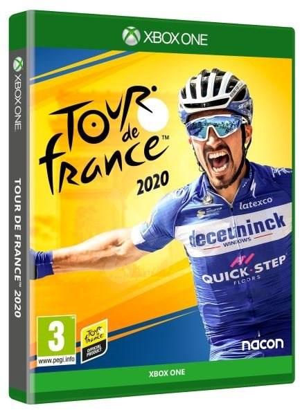 Tour de France 2020 - Xbox One - Konzol játék