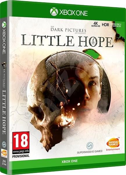 The Dark Pictures Anthology: Little Hope - Xbox One - Konzol játék