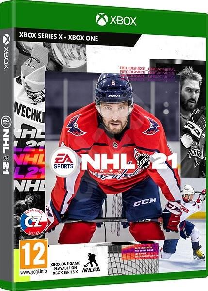NHL 21 - Xbox One - Konzol játék