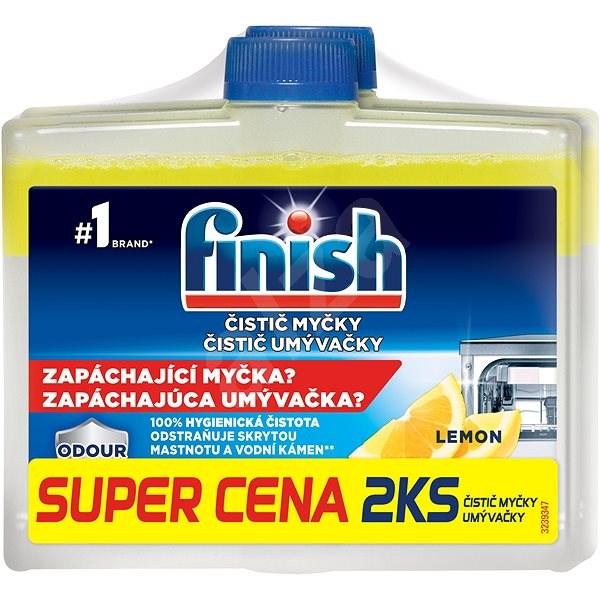 FINISH Lemon DUO 250 ml - Mosogatógép tisztító
