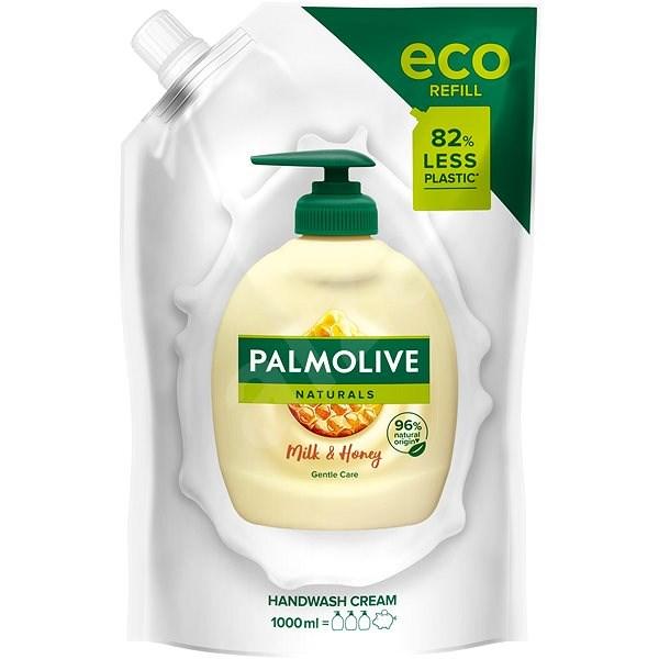 PALMOLIVE Naturals Milk & Honey Hand Soap Refill 1000 ml - Folyékony szappan
