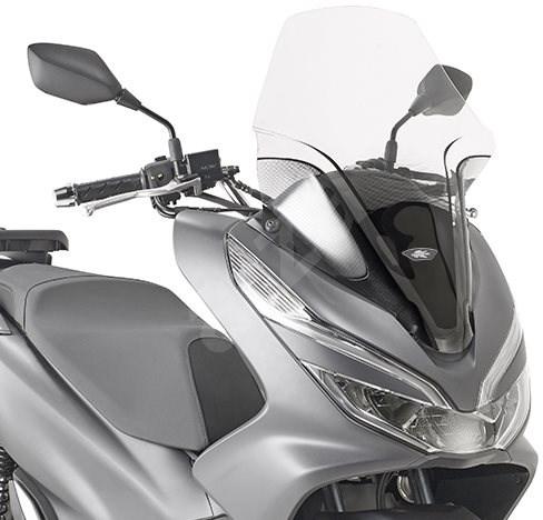 KAPPA plexi-szélvédő HONDA PCX 125 (18-19) motorokhoz - Motorkerékpár plexi-szélvédő