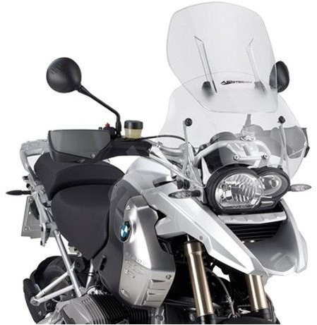 KAPPA plexi-szélvédő BMW R 1200 GS (04-12) motorokhoz - Motorkerékpár plexi-szélvédő