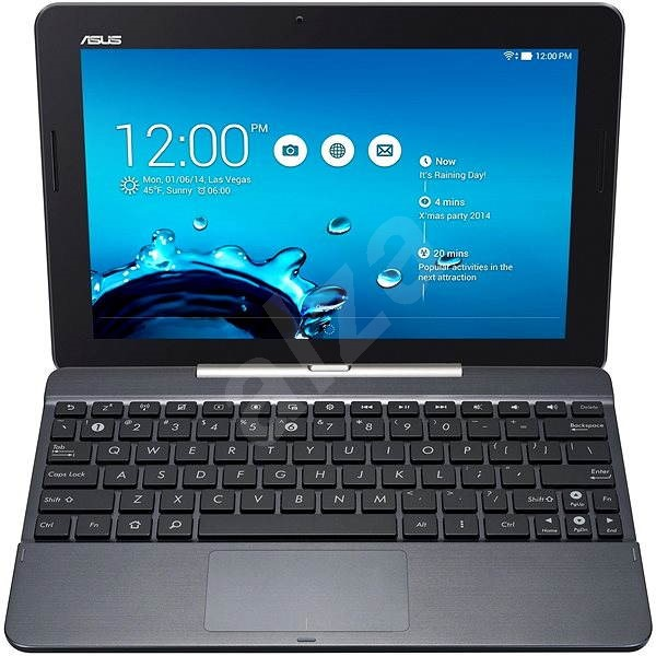 ASUS Transformer Pad LTE TF303CL 16 GB blue + dock with keyboard - Tablet 62209a08f7