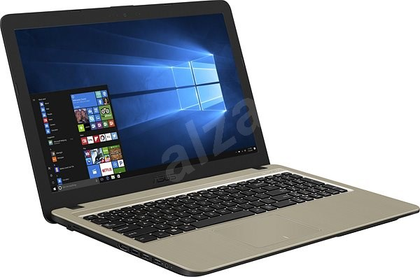 ASUS VivoBook 15 X540NA-GQ020T Fekete - Laptop