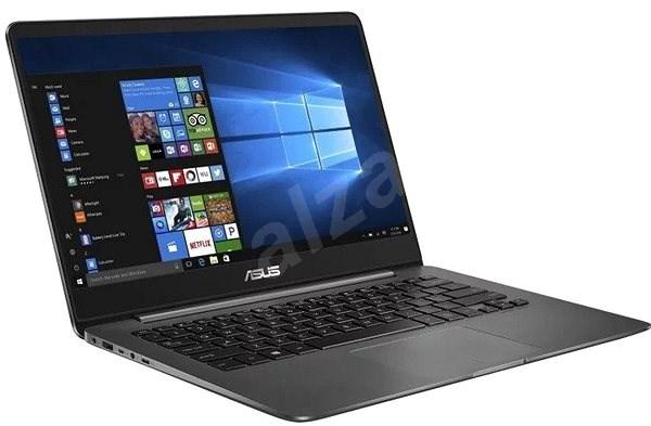 ASUS ZenBook 14 UX410UA-GV636T, Szürke - Ultrabook