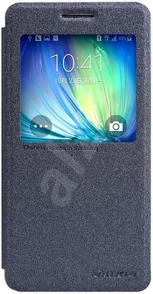 NILLKIN Sparkle S-View MEIZU MX5 Fekete - Mobiltelefon tok