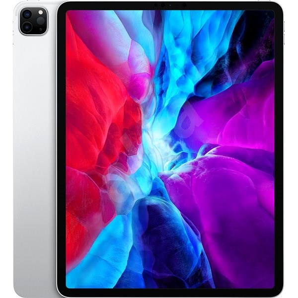 "iPad Pro 12.9"" 128GB 2020 - ezüst - Tablet"