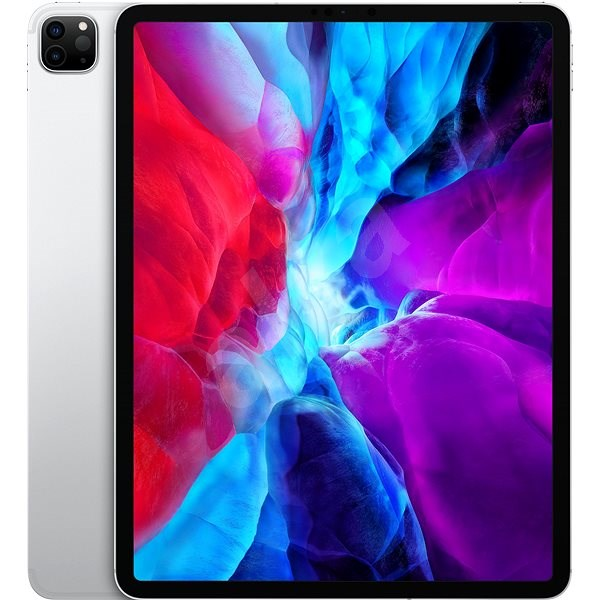 "iPad Pro 12.9"" 512GB 2020 Cellular - ezüst - Tablet"