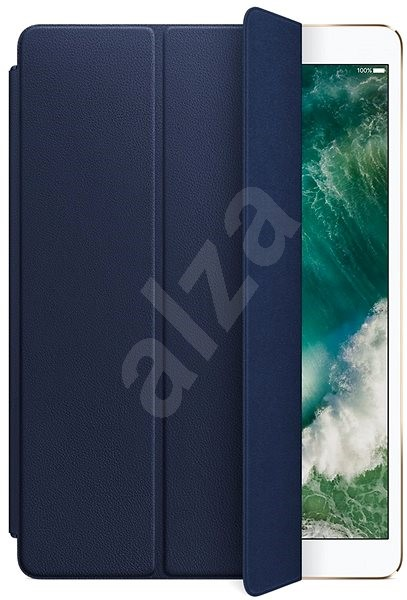 "Leather Smart Cover iPad 10.2"" 2019 & iPad Air 10.5"" Midnight Blue - Tablet tok"