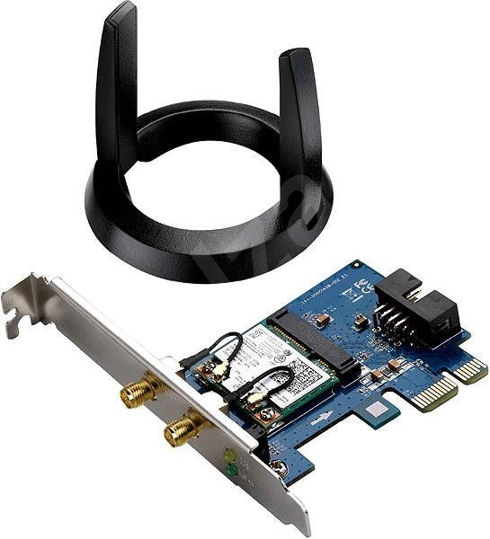 ASUS PCE-AC55BT - Wifi hálózati kártya