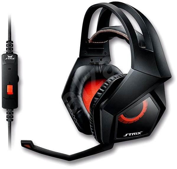 ASUS STRIX 2.0 mikrofonos fejhallgató - Mikrofonos fej- fülhallgató ... 79ffaf71b7
