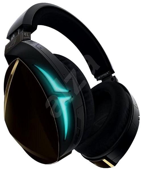ASUS ROG Strix Fusion 500 - Mikrofonos fej- fülhallgató  d379f5981d