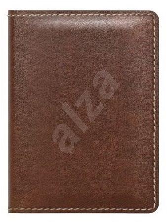Nomad Leather Wallet with Tile Tracking - Pénztárca