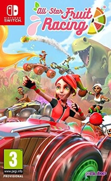 All-Star Fruit Racing - Nintendo Switch - Konzoljáték