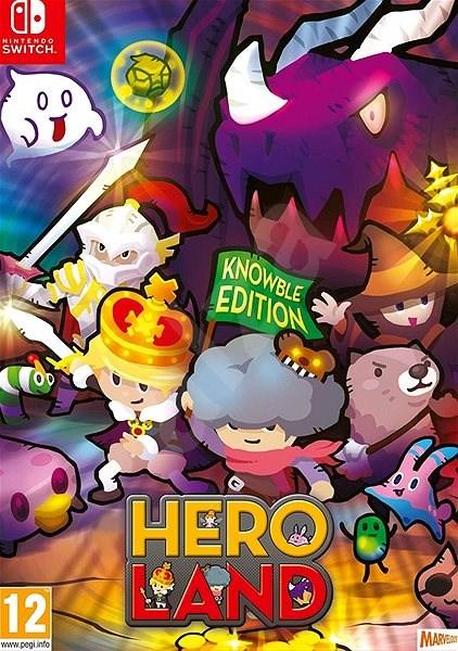 Heroland - Nintendo Switch - Konzol játék