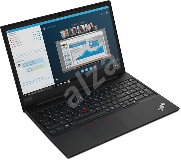 Lenovo ThinkPad E590, fekete - Laptop