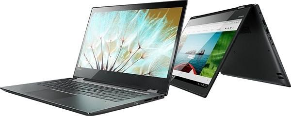 Lenovo Yoga 520-14IKB Fekete - Tablet PC