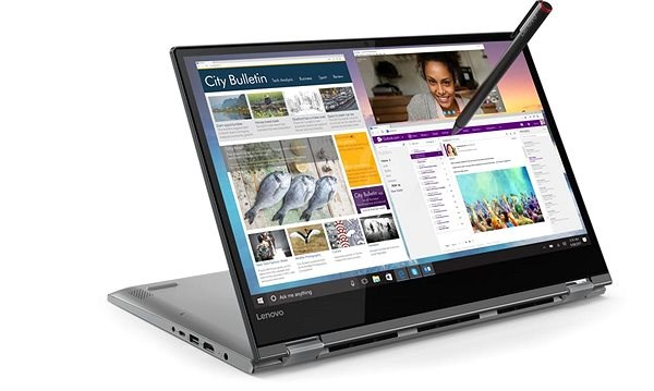 Lenovo Yoga 530-14ARR Fekete - Tablet PC  deca48aa44