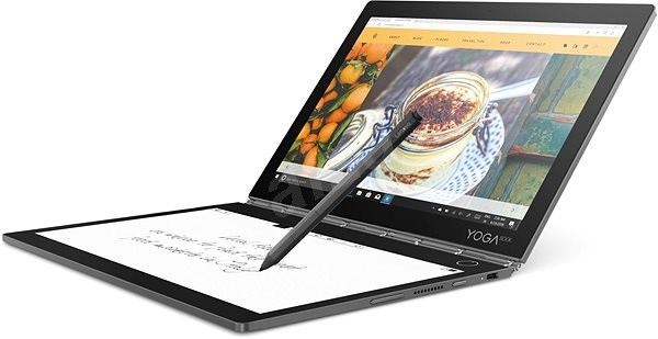 Lenovo Yoga Book C930 Szürke - Tablet PC  c3c8505dfc