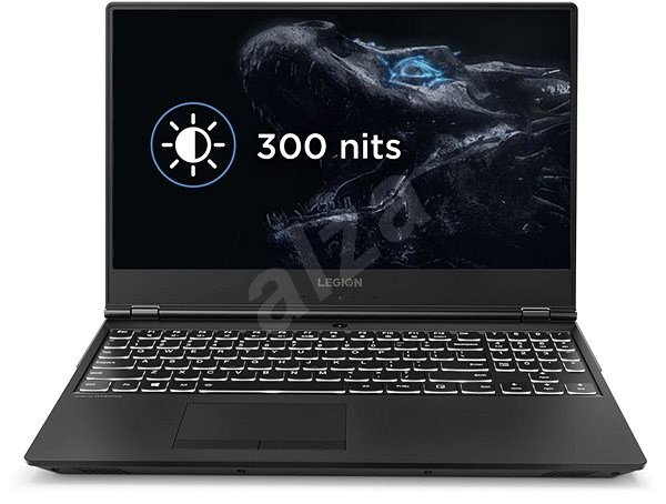 Lenovo Legion Y530-15ICH Fekete - Gamer laptop