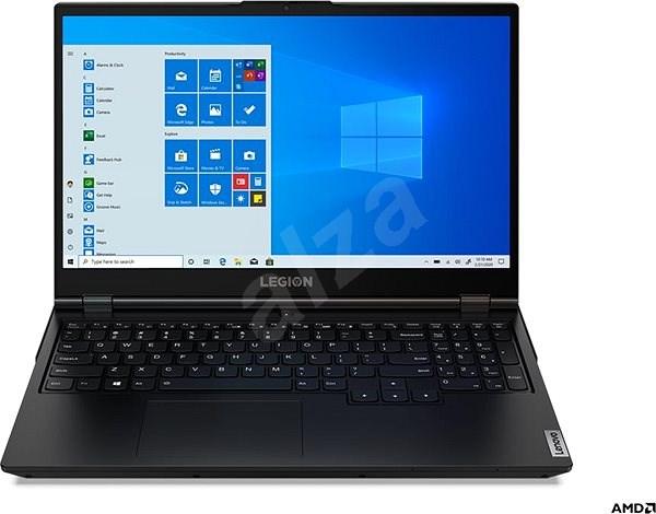 Lenovo Legion 5 15ARH05 Fekete - Laptop