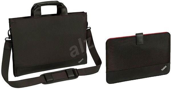 ThinkPad 14W Ultrabook Topload & Standard Sleeve Set - Brown - Laptop Bag