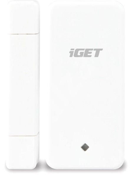 iGET SECURITY M3P4 - vezeték nélküli mágneses nyitásérzékelő - Mozgásérzékelő