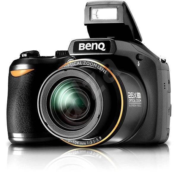 BenQ GH750 Black - Digital Camera
