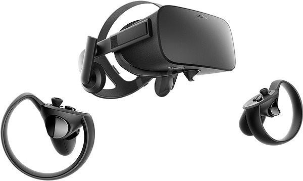 Oculus Oculus Rift + Touch - Virtuális valóság szemüveg  b71f9b4386