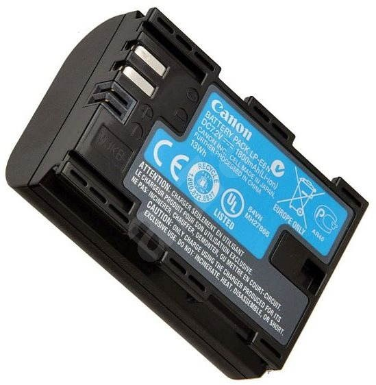 Canon LP-E6N - Fényképezőgép akkumulátor