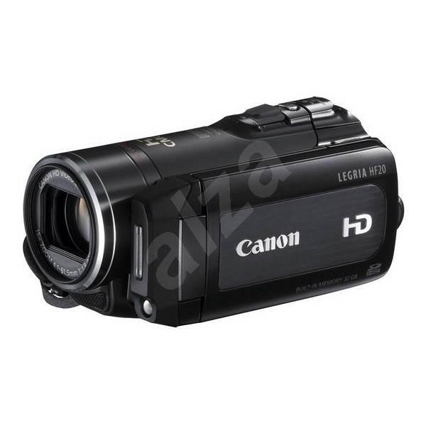 CANON HF20 black - Digital Camcorder